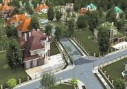 Особый подход к проектированию коттеджных поселков