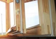 Способы утепления деревянных окон