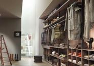 Гардеробные системы и шкафы купе от официального представителя компании Элфа