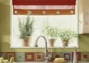 Оформление кухонного окна: с чего начать