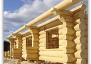 Выбор материала для строительства бани