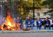 Валерий Лидин посетил тренинговый лагерь «Активация» и школьный историко-краеведческий музей села Богословка