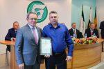 Валерий Лидин и Владимир Мутовкин поздравили работников «Маяка» со 170-летием предприятия