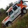 СКМ Групп будет завлекать покупателей жилья экстремальной ездой на внедорожниках  Land Rover