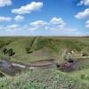 В Мокшанском районе неизвестно кто и когда разрушил памятник археологии