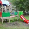 В Ленинском районе города Пензы обустроено 13 детских игровых площадок