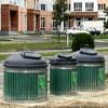 Новые контейнеры помогут Заречному заработать на мусоре