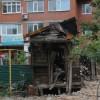 В Пензе на улице Урицкого сгорел очередной дом