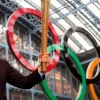В Олимпийской деревне Лондона поднимут Российский флаг.