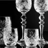 Хрусталь и стекло: отличия и свойства