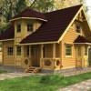 Деревянные дома теперь в моде