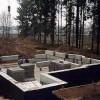 Гидроизоляция фундамента строения