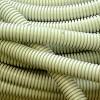 Строение электротехнической гофротрубы