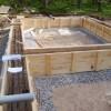 Фундамент для многослойных сложных почв