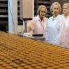 В Каменке открыт цех по производству печенья