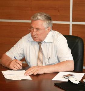 Николай Михайлович Ащеулов, первый заместитель председателя правительства Пензенской области