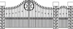 Какие ворота лучше всего купить?