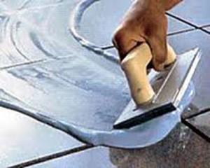 Что нужно для затирки швов после укладки плитки