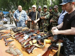 США оказали Узбекистану военную помощь