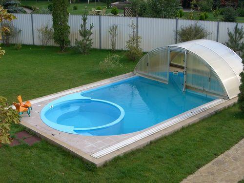 Как построить бассейн даче своими руками