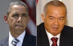 США и Узбекистан