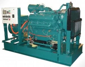 дизель генератора 100 кВт
