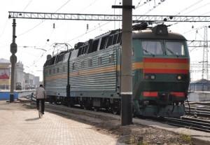 Железнодорожные сообщения