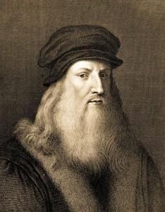 Леонардо ди сер Пьеро да Винчи