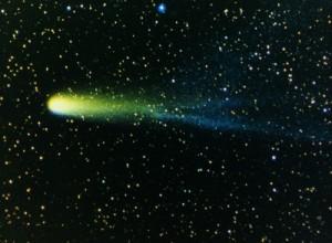 Исследование комет