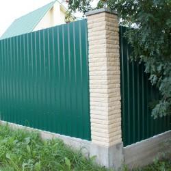 "Забор из профнастила - ""качество + цена"""