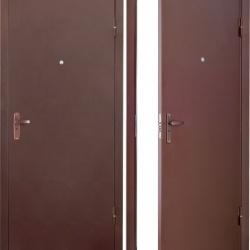 """Отличные стальные двери """"Форпост"""""""