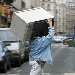Вывоз холодильников на утилизацию