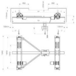 зборка двухтавровых балок под крановых балок конспект