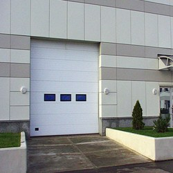 Разновидности промышленных ворот