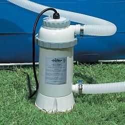 Нагреватель воды для бассейна